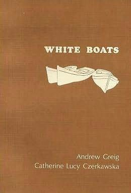 book cover of White Boats