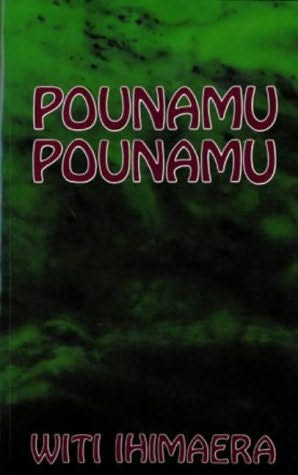 book cover of   Pounamu Pounamu   by  Witi Ihimaera