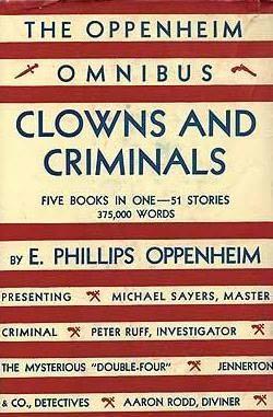 book cover of Oppenheim Omnibus