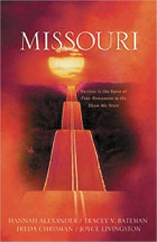 book cover of Missouri