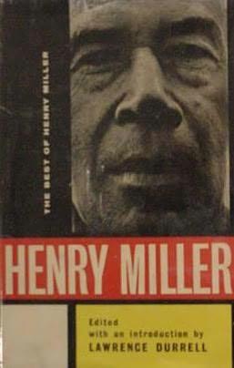 Henry Miller bibliography