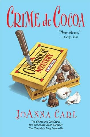 book cover of Crime De Cocoa