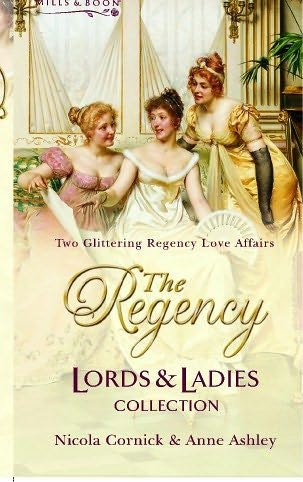 book cover of The Regency Lords and Ladies Collection