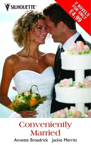 book cover of Conveniently Married