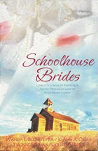 book cover of Schoolhouse Brides