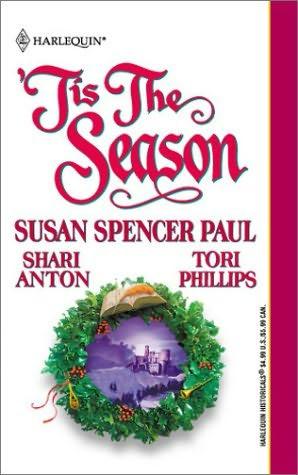 book cover of Tis the Season