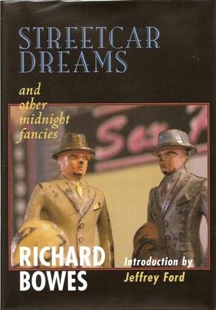 book cover of Streetcar Dreams