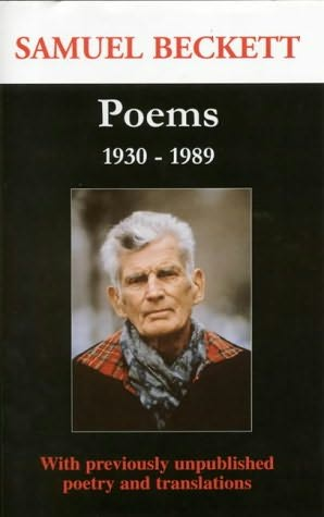 book cover of Poems 1930-1989