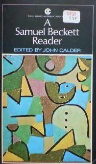 book cover of A Samuel Beckett Reader
