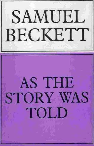 book cover of As the Story Was Told