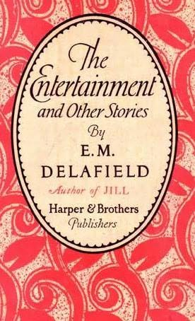 book cover of The Entertainment