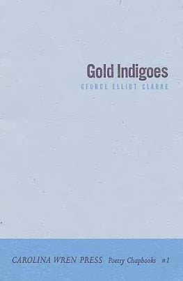 book cover of Gold Indigoes