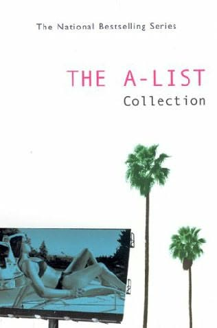 book cover of The A-List Collection