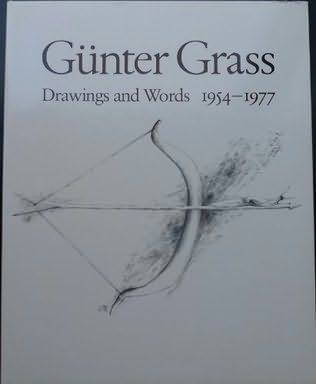 book cover of Drawings and Words, 1954-77