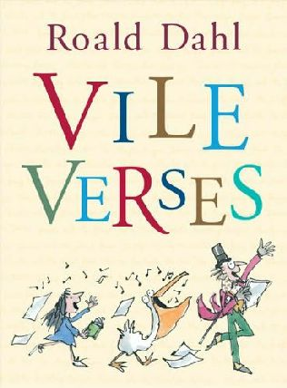 book cover of Vile Verses