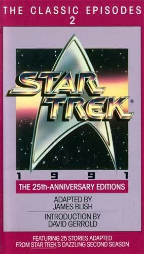 book cover of Star Trek: The Classic Episodes, Vol. 2