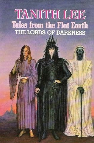 book cover of The Lords Of Darkness
