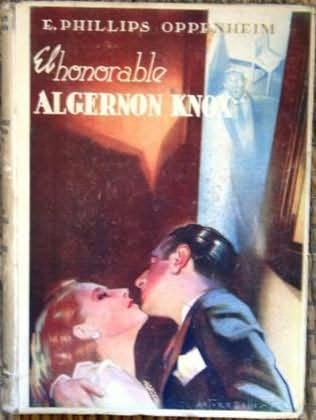 book cover of The Honorable Algernon Knox, Detective