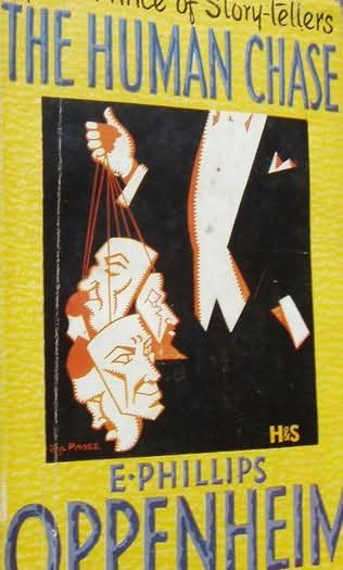 book cover of The Human Chase