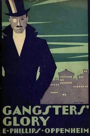book cover of Gangster\'s Glory