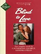 book cover of Blind to Love