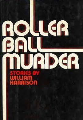 book cover of Roller Ball Murder
