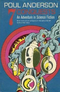 book cover of Seven Conquests