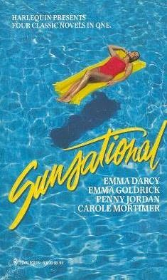 book cover of Sunsational