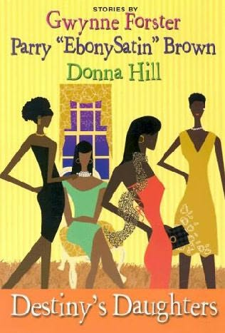 book cover of Destiny\'s Daughters