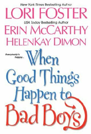 book cover of When Good Things Happen to Bad Boys