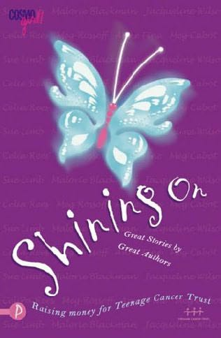 book cover of Shining on