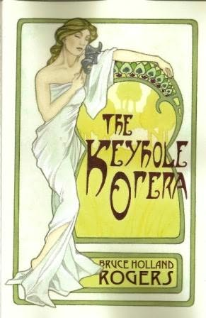 book cover of The Keyhole Opera