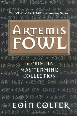 book cover of The Criminal MasterMind Collection