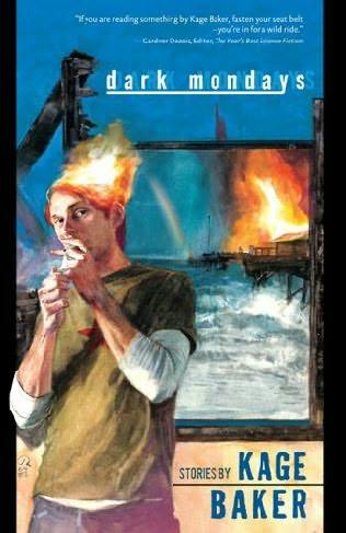 book cover of Dark Mondays