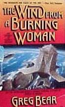 book cover of The Wind from a Burning Woman