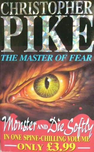 book cover of Monster / Die Softly