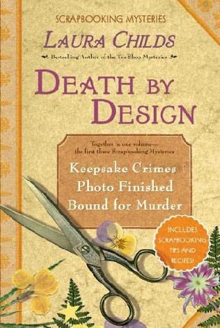 book cover of Death by Design