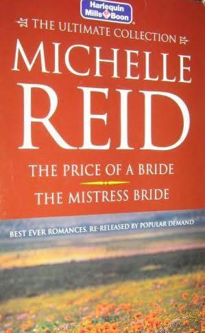 Price Of A Bride / Mistress Bride by Michelle Reid