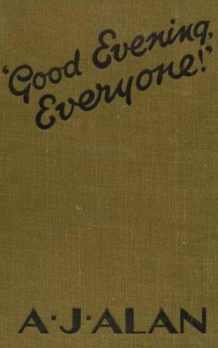 book cover of Good Evening, Everyone