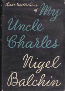 book cover of Last Recollections of My Uncle Charles