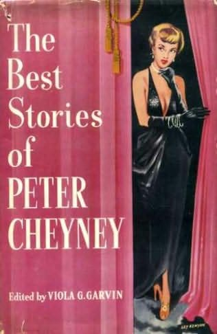 book cover of The Best stories of Peter Cheyney