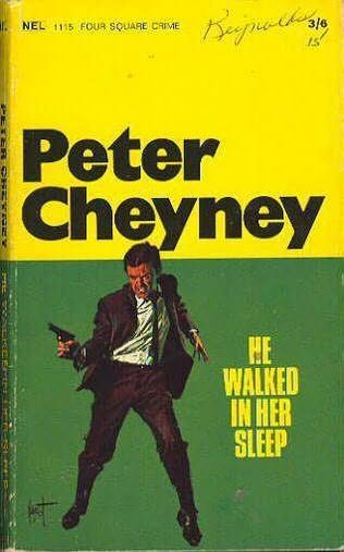 book cover of He Walked in Her Sleep