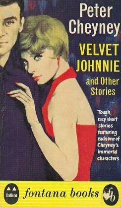 book cover of Velvet Johnnie