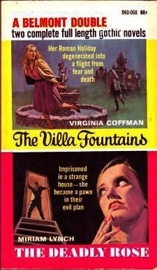 book cover of Villa Fountains / Deadly Rose