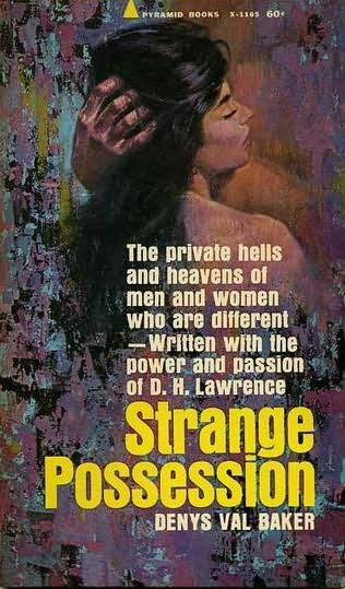 book cover of Strange Possession