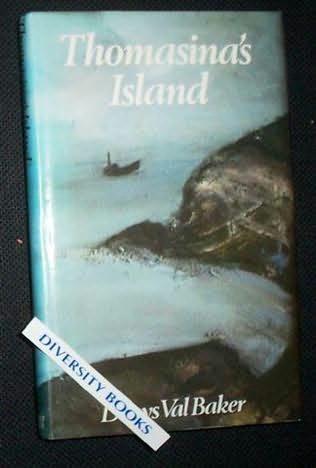 book cover of Thomasina\'s Island