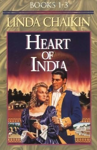 book cover of Heart of India
