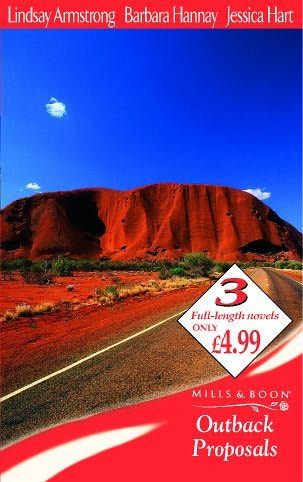 book cover of Outback Proposals