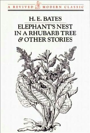 book cover of Elephant\'s Nest in a Rhubarb Tree