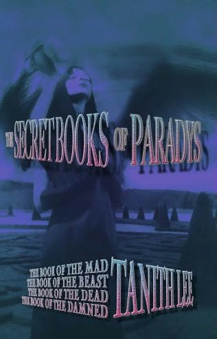 book cover of The Secret Books of Paradys